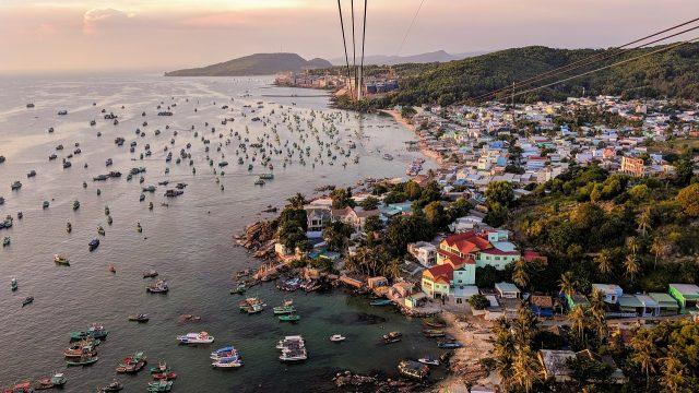Séjour balnéaire au Vietnam : visiter l'île de Phú Quốc