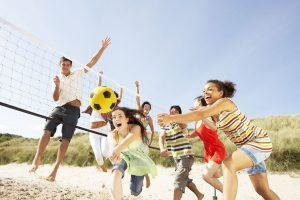 La conception des colonies de vacances pour 16 ans