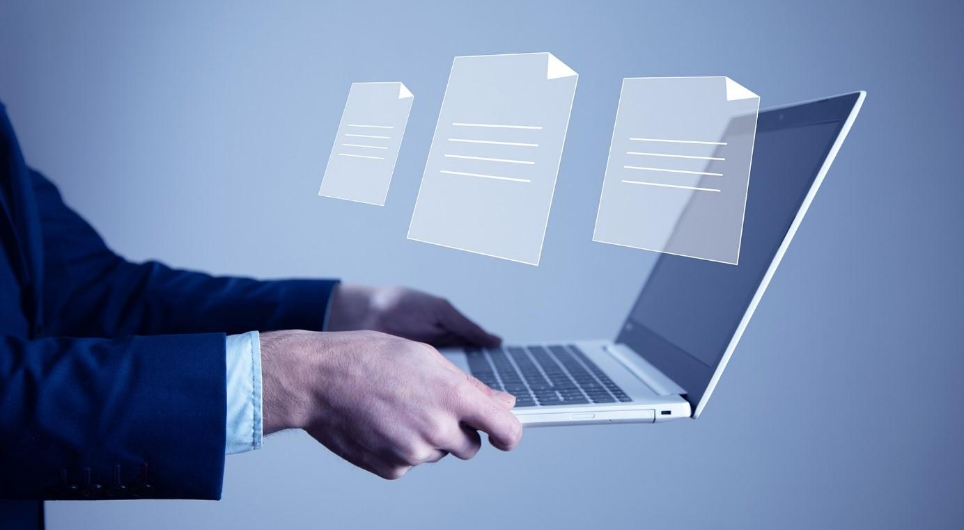 Echange de document