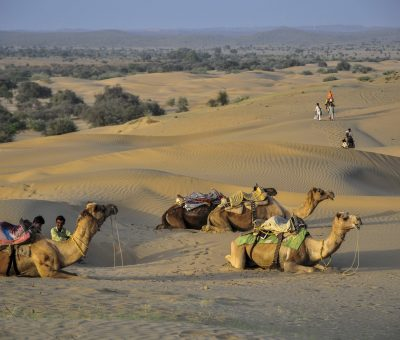 Pourquoi les passionnés d'aventure et de découvertes aiment-ils voyager en Inde ?